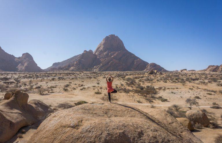 Reiseziele Juli Namibia Spitzkoppe
