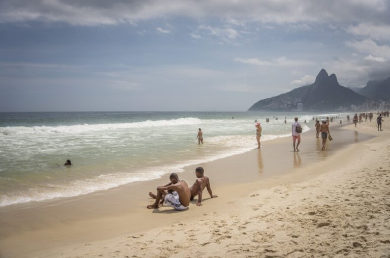 Reiseziele Juli Rio de Janeiro Ipanema Beach