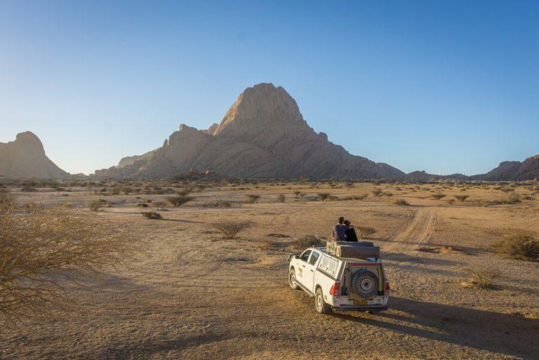 Reiseziele Juli Spitzkoppe Namibia