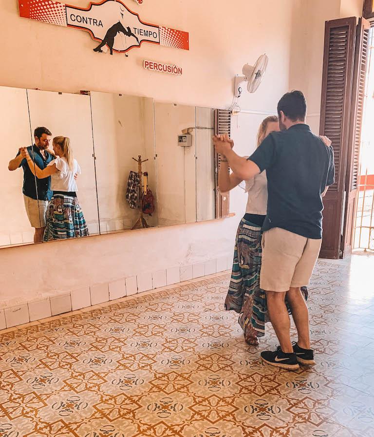 Salsa Kurs Kuba