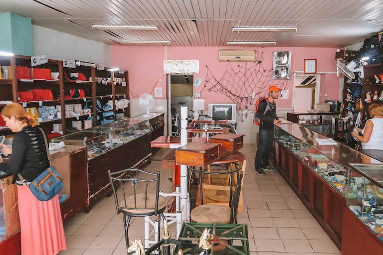 Sancti Spiritus Mercado Orientale
