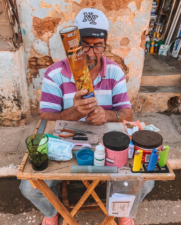 Trinidad Handwerk