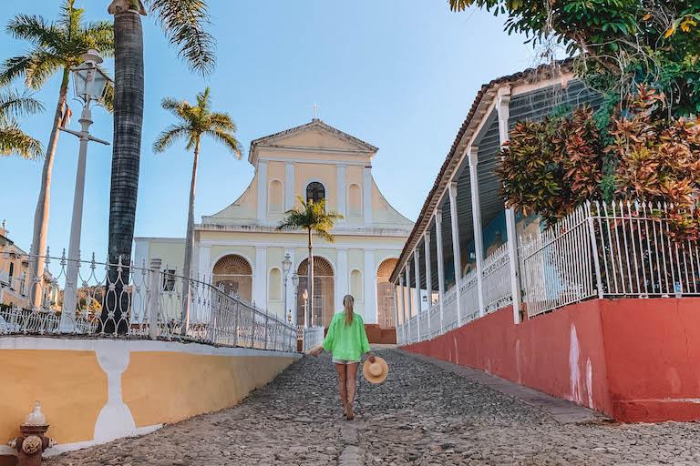 Trinidad Kuba Kirche