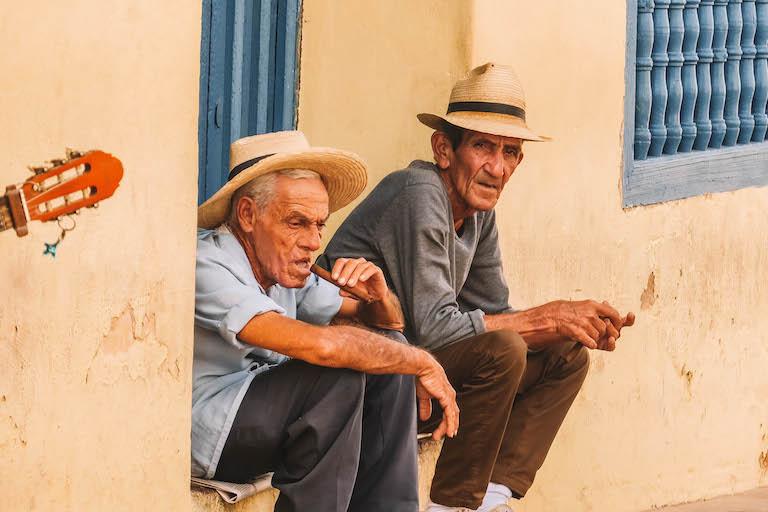 Trinidad Kuba Musik