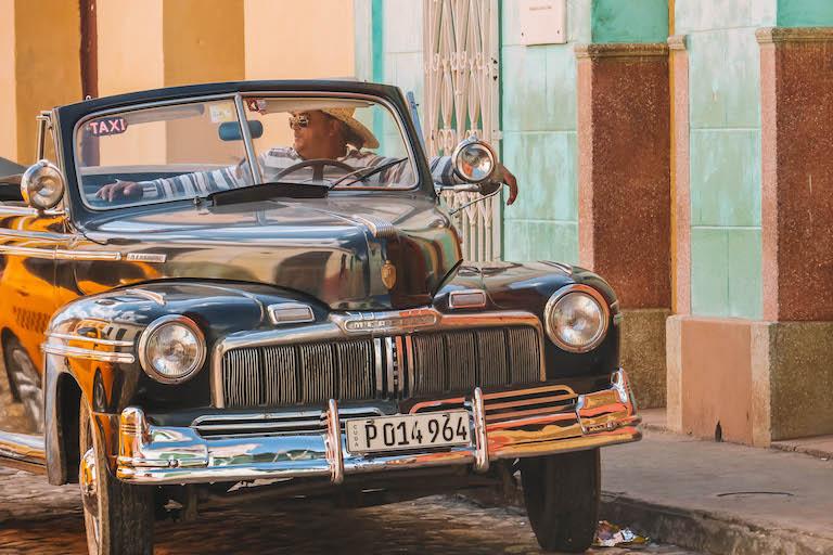 Trinidad Kuba Oldtimer