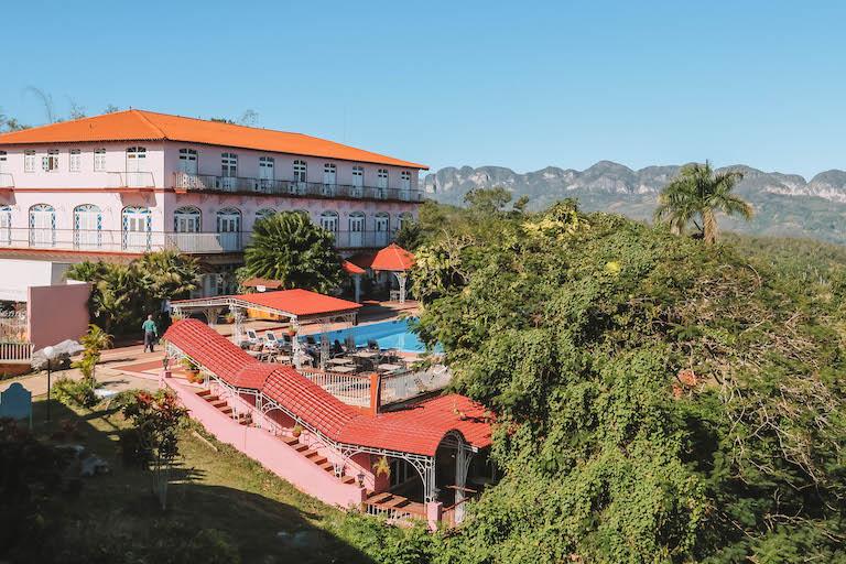 Vinales Hotel Los Jazmines