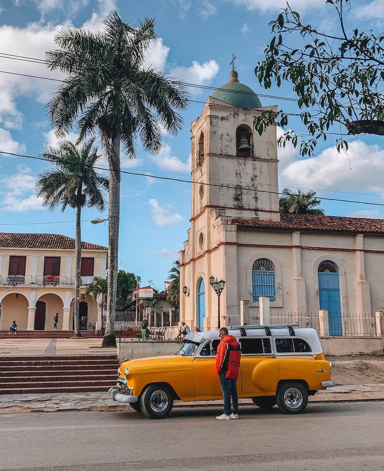 Vinales Kirche
