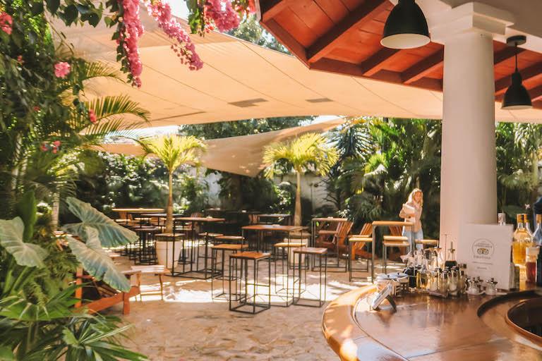 Vinales Restaurant Jardin