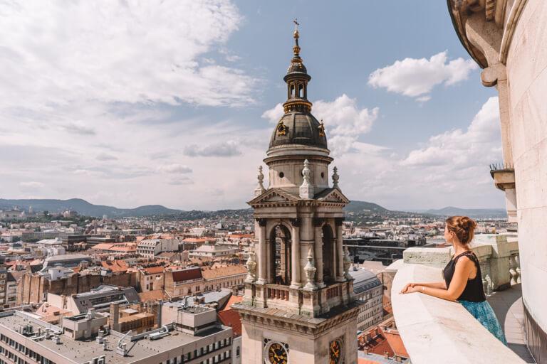 Budapest Reiseziele Mai St Stephans Basilika