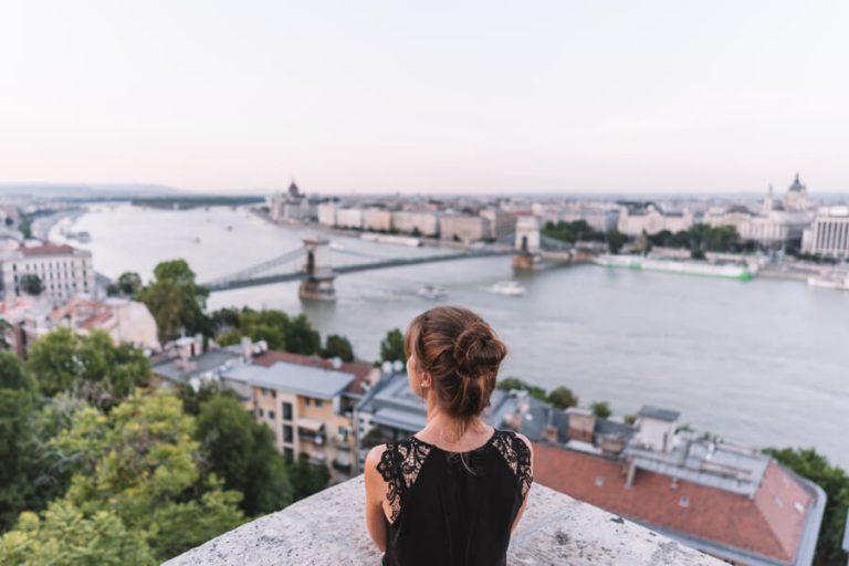 Budapest Sehenswuerdigkeiten Burgpalast Royal Palace