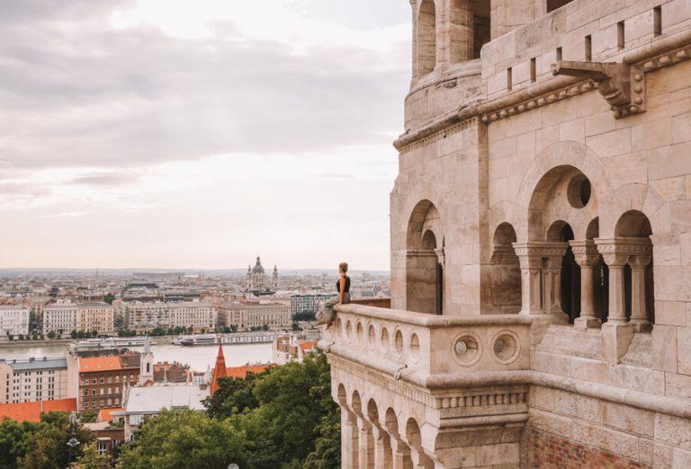 Budapest Sehenswuerdigkeiten Fischer Bastei