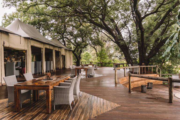 Caprivi Streifen Namibia Lodge Camping