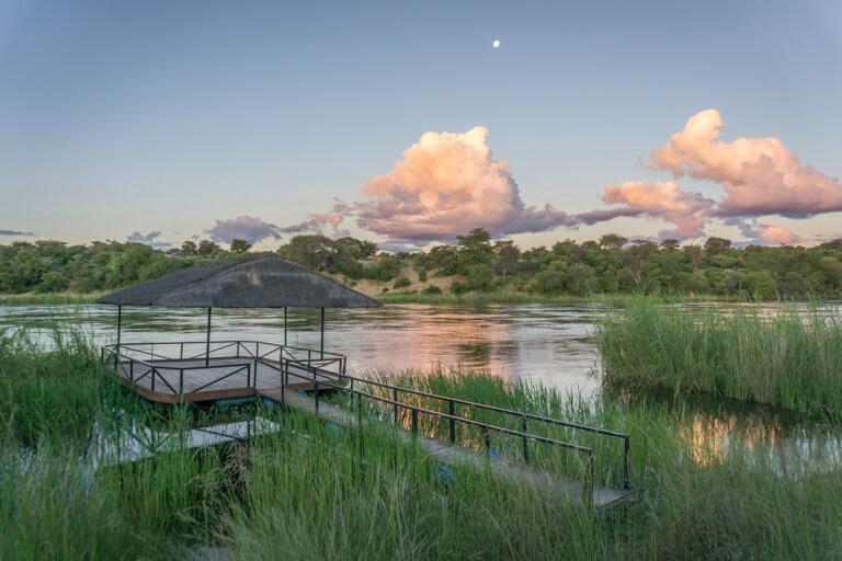 Cubango River Namibia