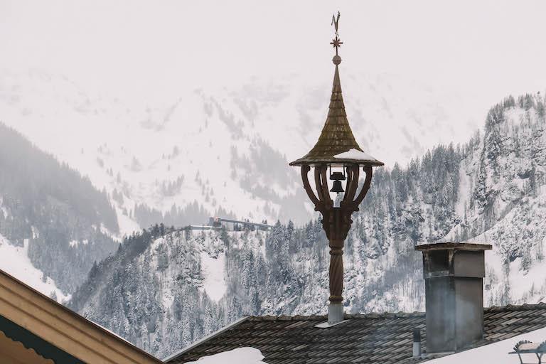 Hochfilzen Bergpanorama
