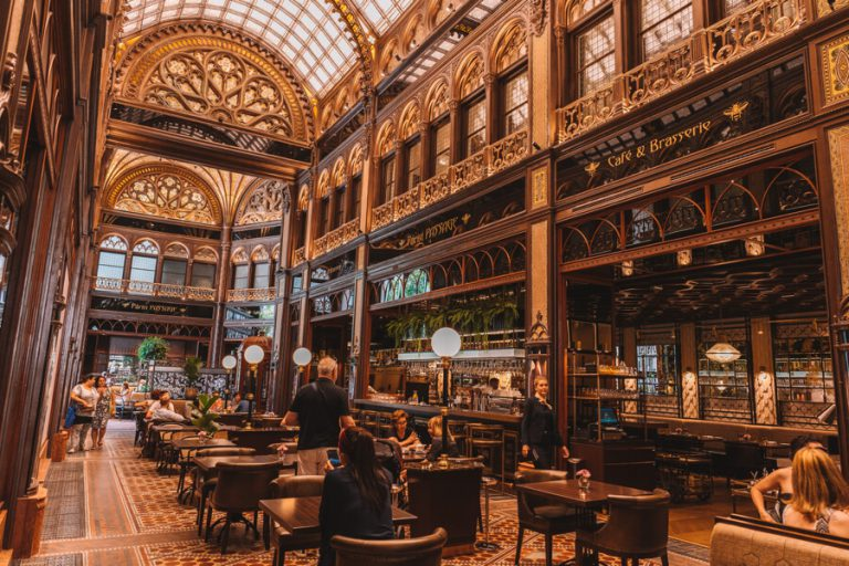 Hotel Parisi Budapest