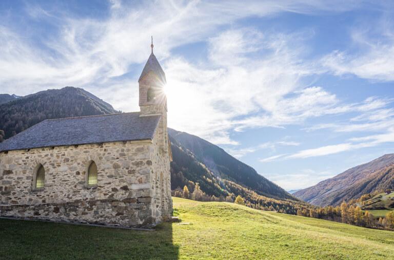 Kirche Vinschgau Suedtirol