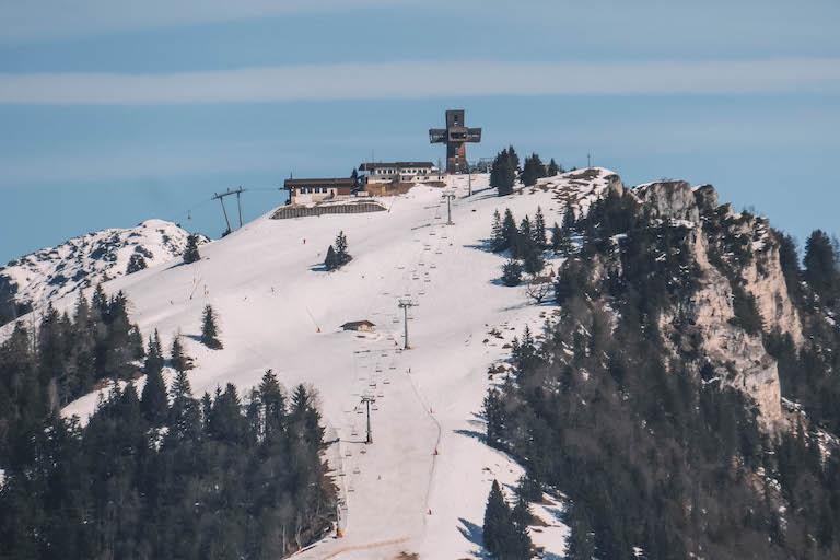 Kitzbuehler Alpen Buchensteinwand