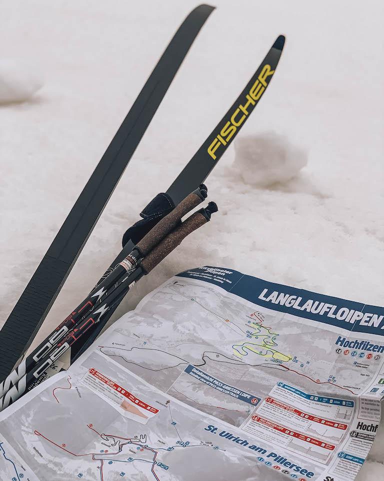 Kitzbuehler Alpen Langlaufen Hochfilzen