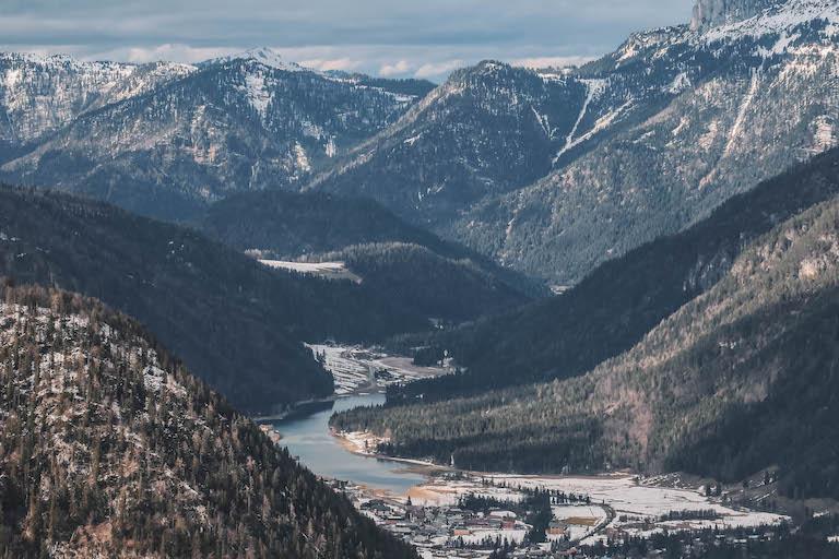 Kitzbuehler Alpen Jakobskreuz Aussicht