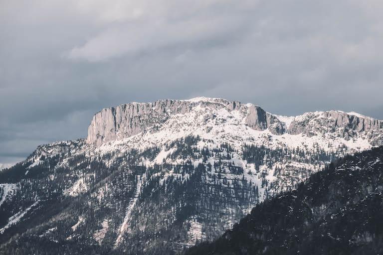 Kitzbuehler Alpen Steinplatte