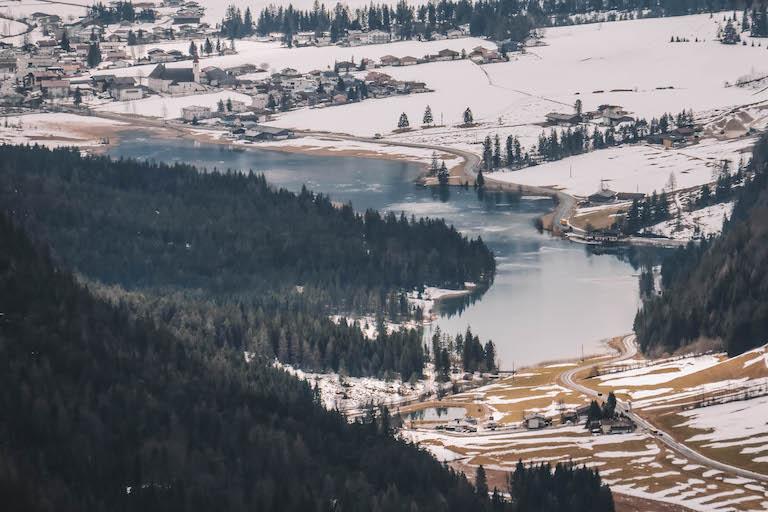 Pillersee Buchensteinwand