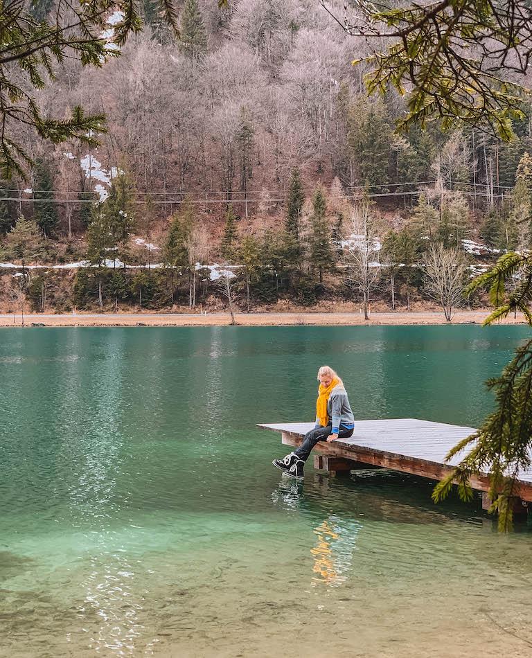 Pillersee Winter