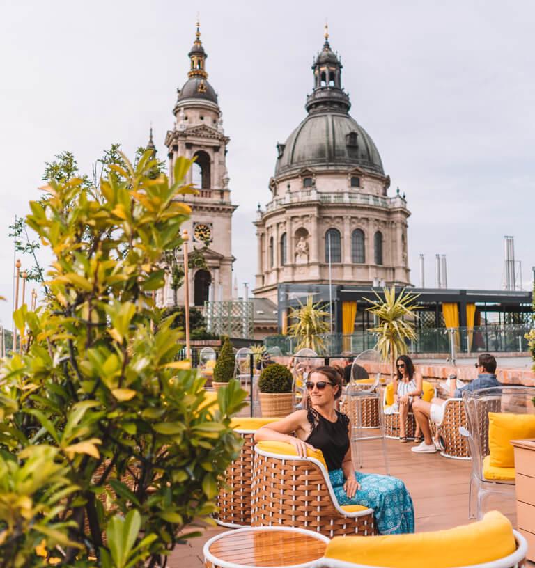 Reiseziele Mai Aria Hotel Budapest