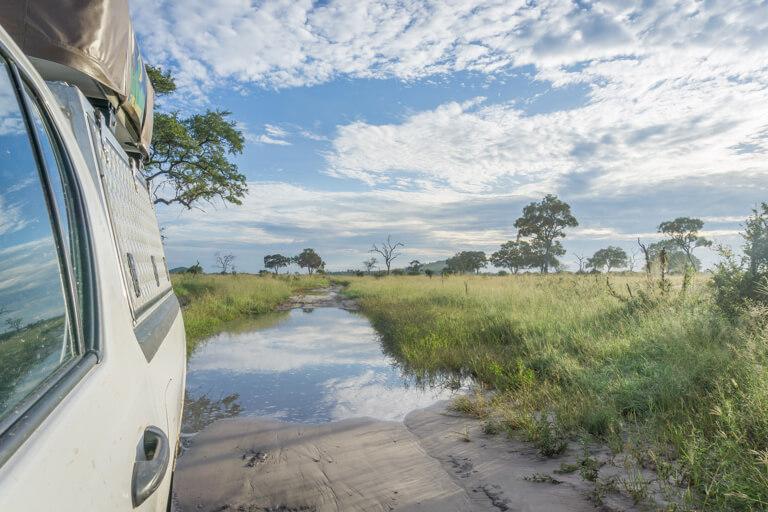Reiseziele Mai Botswana Moremi