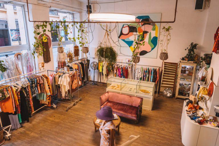 Retrock Designer Vintage Store Budapest