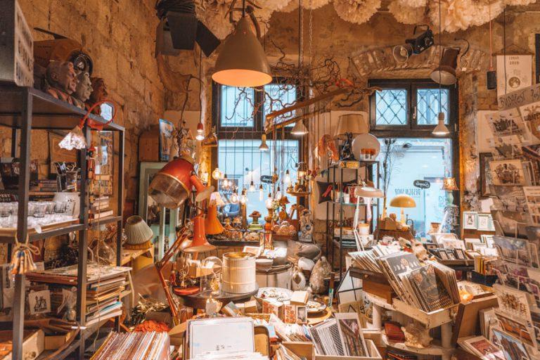 Ruin Pub Szimpla Kert Design Shop