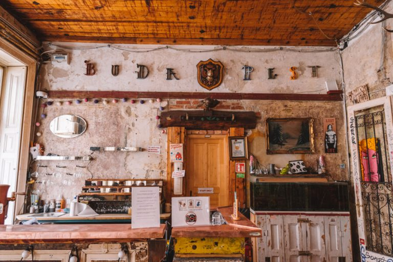 Ruin Pub Szimpla Kert Sonntagsbrunch