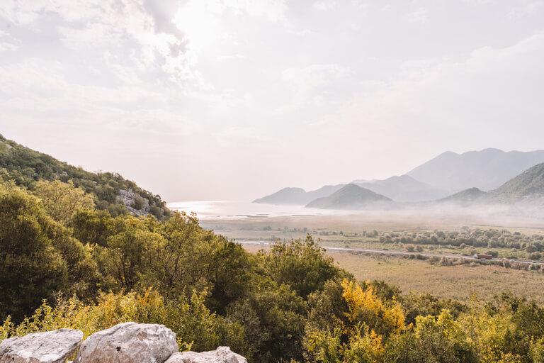 Skutarisee Montenegro