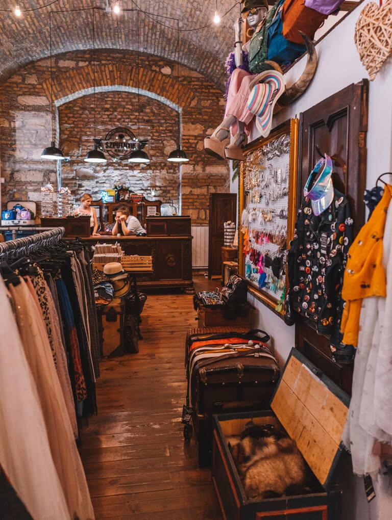 Szputnyik Shop Budapest