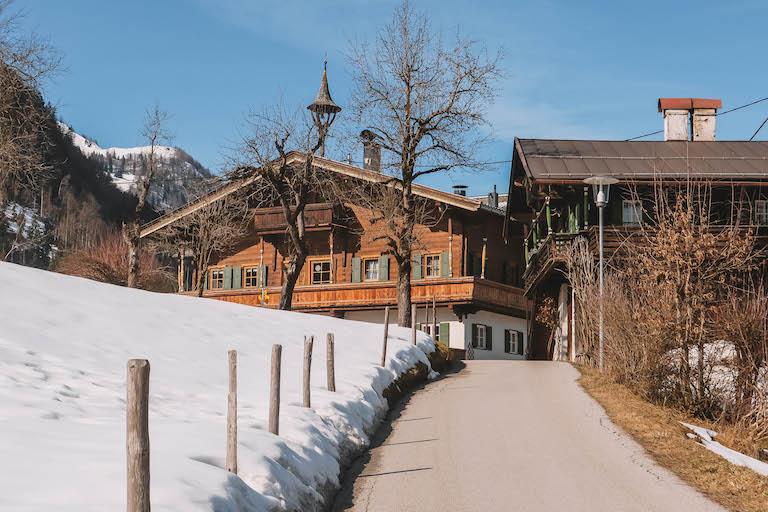 Wanderung Fieberbrunn Pillerseetal