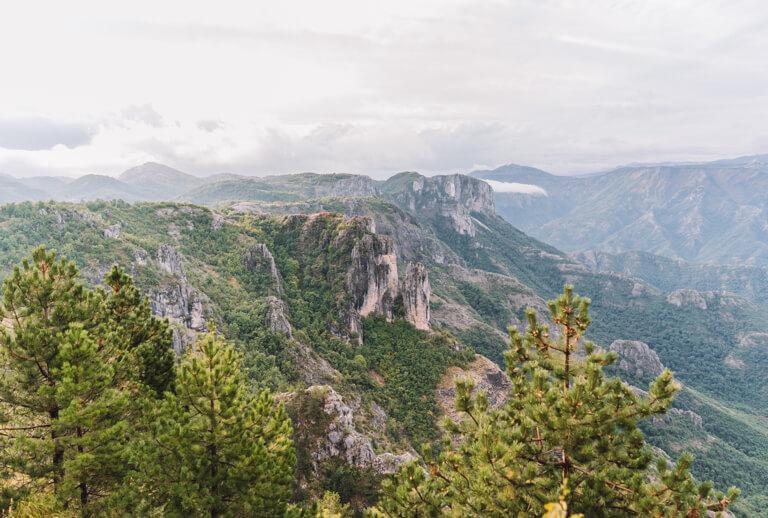 Bosnien und Herzegowina Gebirge