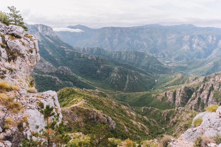 Bosnien und Herzegowina Landschaft