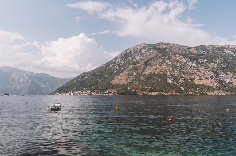 Bucht von Kotor Tivat