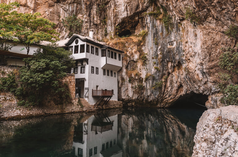 Dervish House Tekija Blagaj