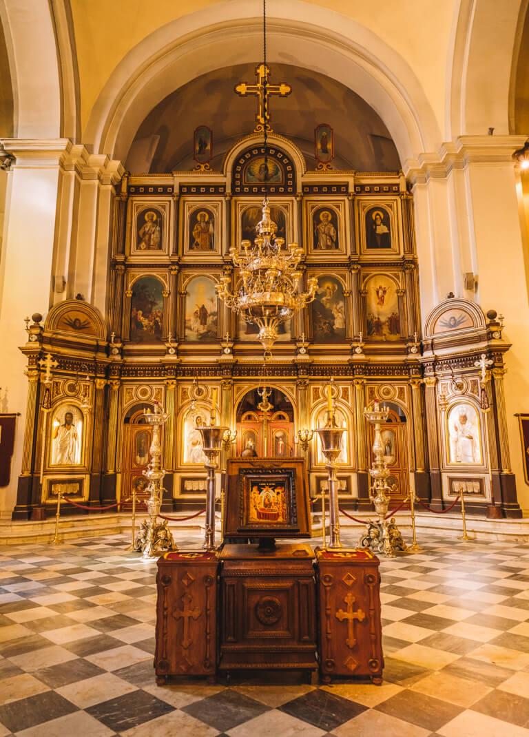 Kotor Altstadt Saint Nicholas Church