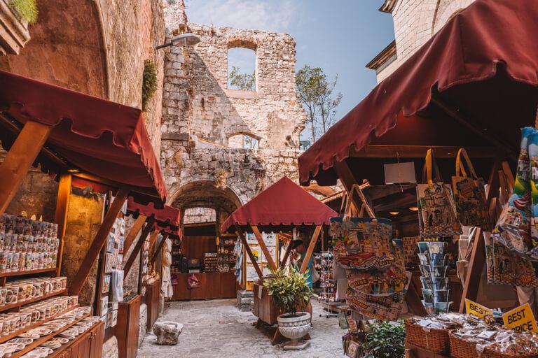 Markt Kotor