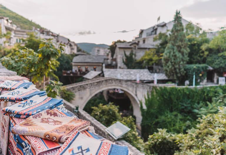 Mostar Bosnien Sehenswuerdigkeiten