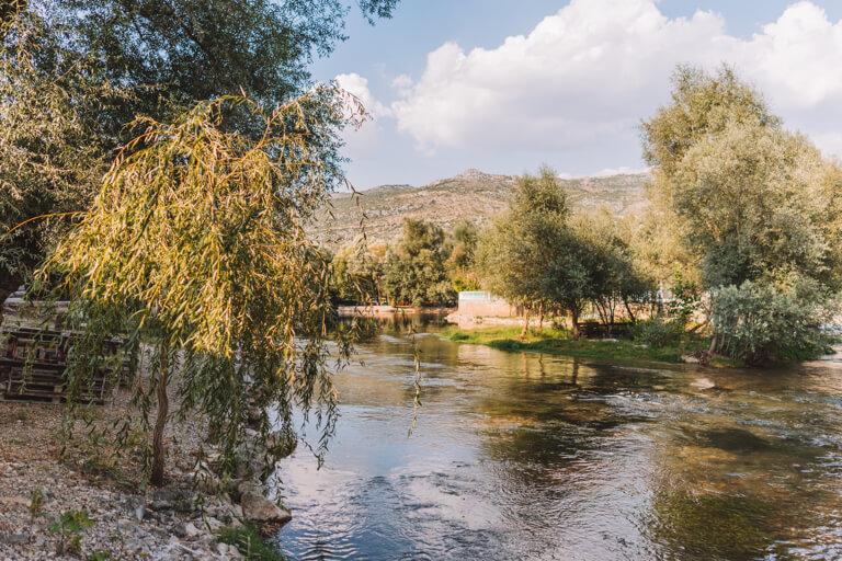 Mostar River Camp Grotta