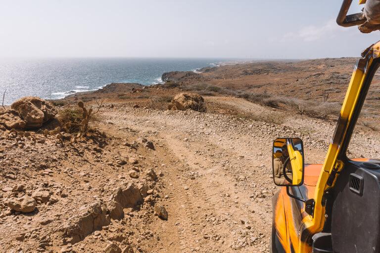 Natural Pool Aruba Jeep Tour