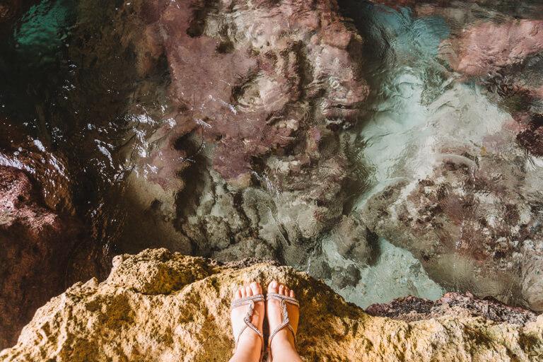 New Small Natural Pool