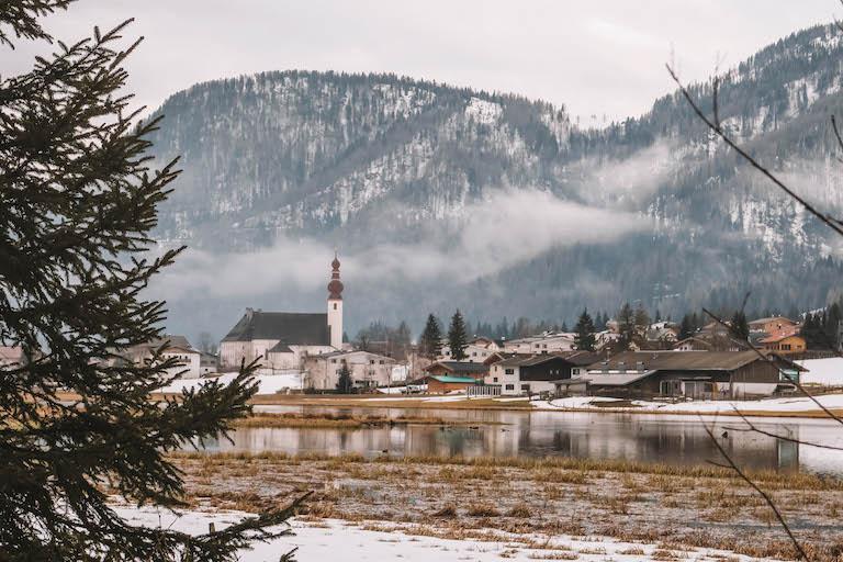 Pillerseetal St Ulrich