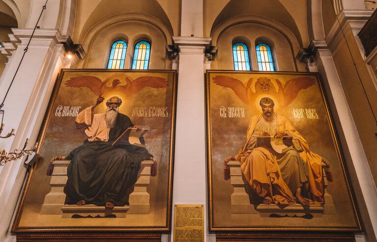 Saint Nicholas Church Heiligenbilder
