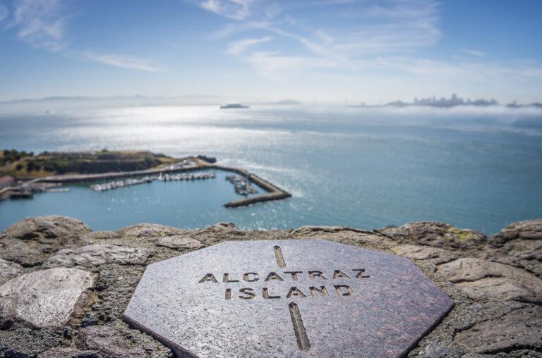 San Francisco Sehenswuerdigkeiten Alcatraz Island
