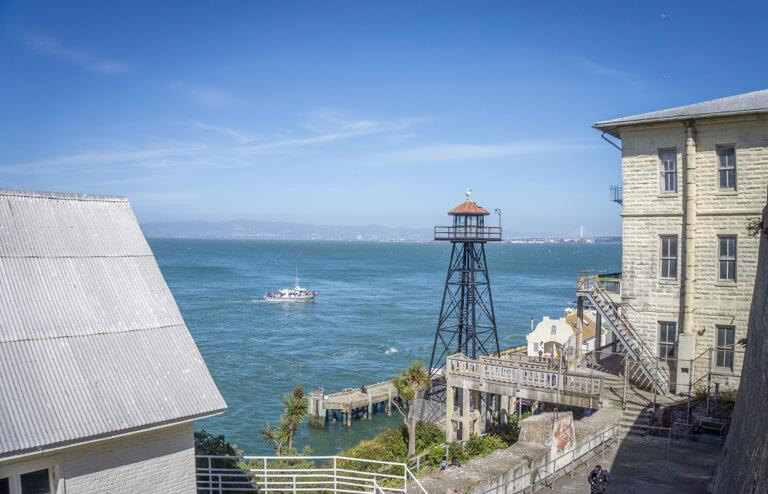 San Francisco Sehenswuerdigkeiten Alcatraz
