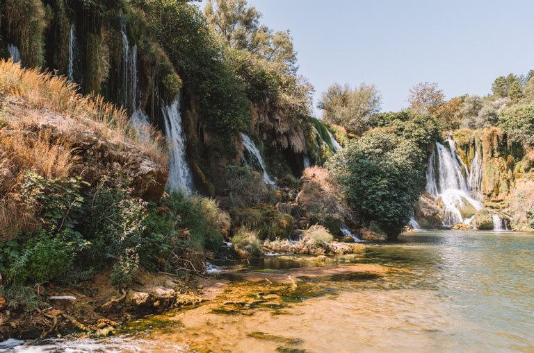 Tagesausflug Wasserfaelle Mostar
