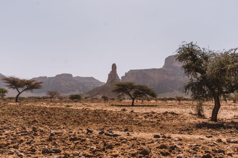 Aethiopien Sehenswuerdigkeiten Landschaft